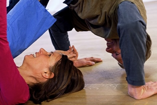Contact Jam mit Mini-Workshop Contact Improvisation in Santa Cruz de Tenerife / jeden Monat